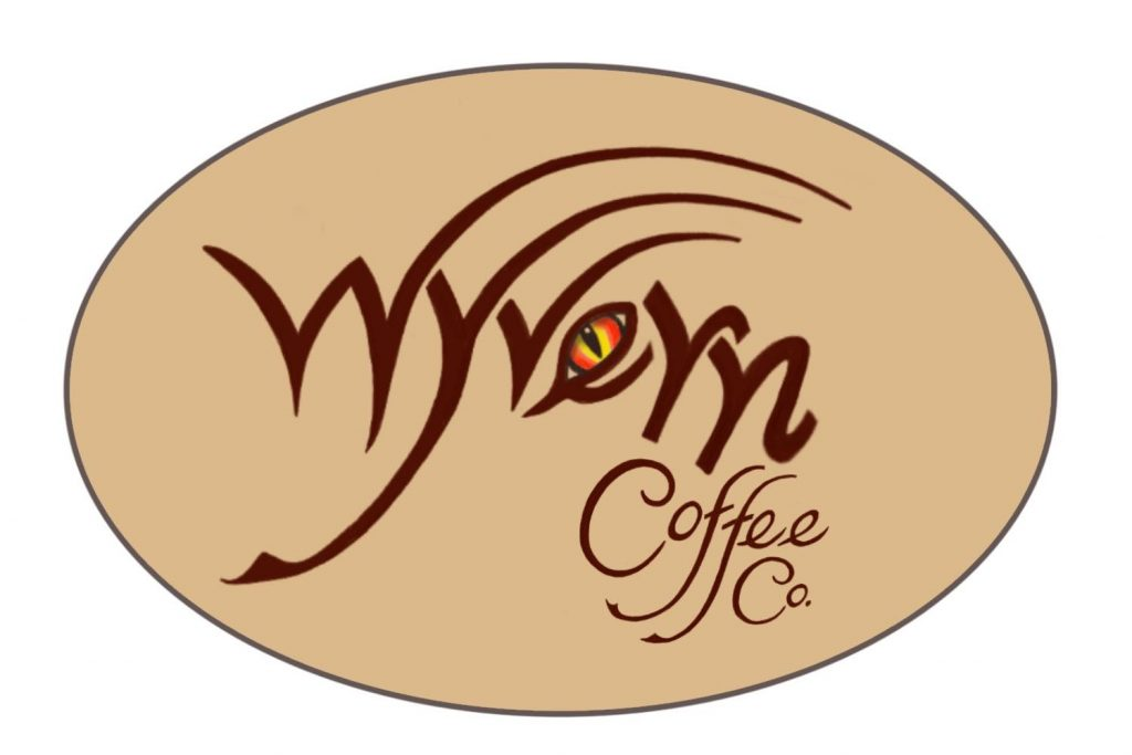 Wyvern Coffee (Oval)